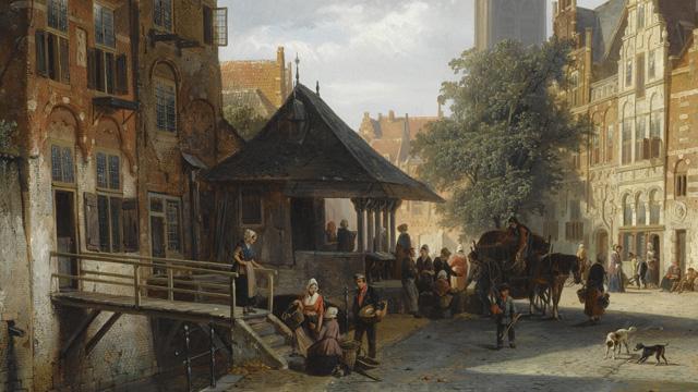 Dutch & Belgian Painting Auction Department